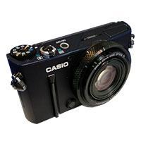 カシオ EXILIM プレミアムHS EX-10 デジタルカメラ画像