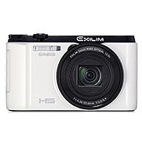 カシオ EXILIM ハイスピード ゴルフモデル EX-FC400S デジタルカメラ画像