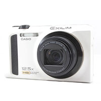 カシオ EXILIM ハイスピード EX-ZR300 デジタルカメラ画像