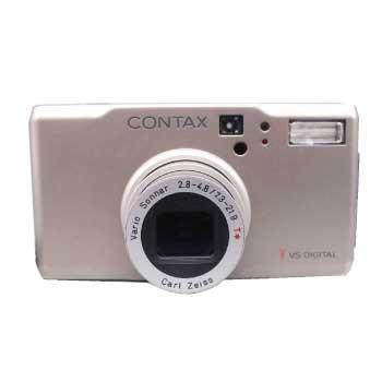 CONTAX TVS DIGITAL Carl Zeiss Vario Sonnar デジタルカメラ 画像