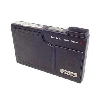 コンタックス SL300RT Carl Zeiss Vario-Tessar デジタルカメラ 画像