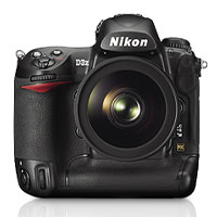 ニコン D3X 一眼レフカメラ 標準ズームレンズセット画像