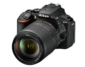 ニコン D5600 18-140 VR レンズキット 一眼レフカメラ画像