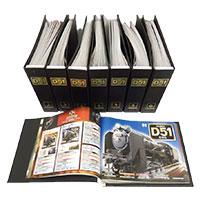 デアゴスティーニ 週刊 蒸気機関車 D51を作る 全100号 画像