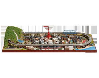 デアゴスティーニ 昭和にっぽん 鉄道ジオラマ 全100巻セット画像