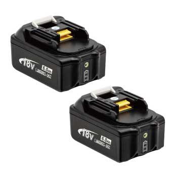 マキタ 18v電動工具互換バッテリー画像