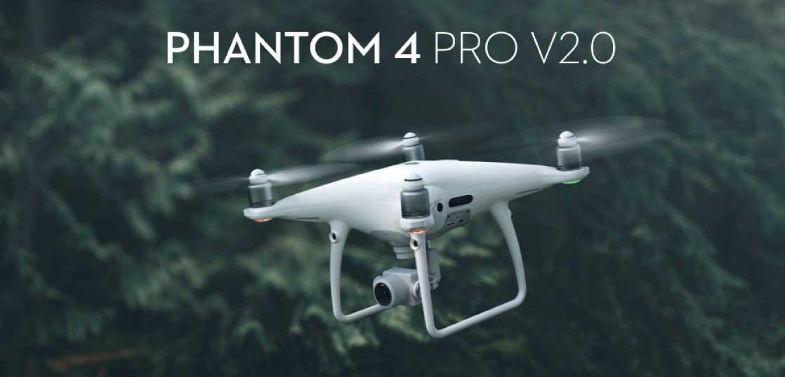 DJIの最新ドローン「Phantom4」とは 画像