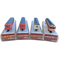鉄道模型 Modello Sette モデロセッテ 1/80 HOゲージ 151系特急ディーゼルカー つばめ 11両編成画像