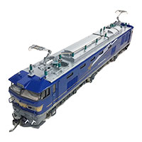 鉄道模型 エンドウ HOゲージ 交直流電気機関車 EF510-500 北斗星色画像