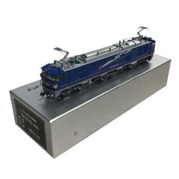 HOゲージ 交直流電気機関車 EF510-500 北斗星色 画像