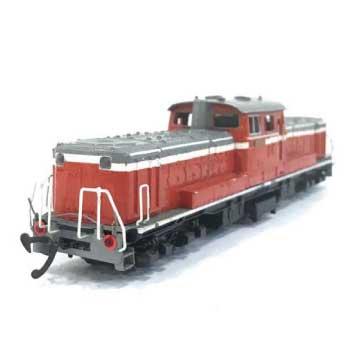 HOゲージ 国鉄 DD51 ディーゼル機関車 画像