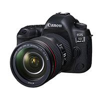 キヤノン EOS 5D Mark IV EF24-105L IS II USM レンズキット 一眼レフカメラ画像