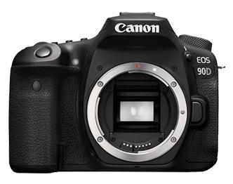 キヤノン EOS 90D APS-C 一眼レフカメラ画像