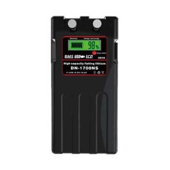 スーパーリチウム 互換バッテリー  DN-1700NS 10400mAh画像