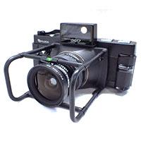 富士フイルム パノラマカメラ Panorama G617 プロフェッショナル画像