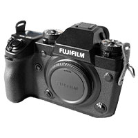 富士フイルム UJIFILM X-H1 ミラーレスカメラ画像