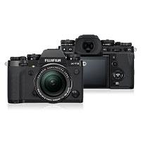 富士フイルム FUJIFILM X-T3 ブラック Xミラーレスデジタルカメラ画像