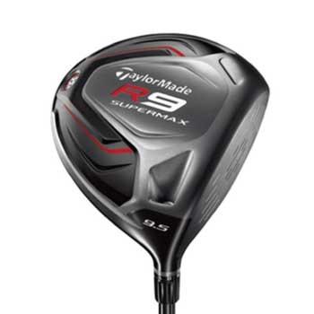 Taylor Made テーラーメイド R9 SUPERMAX メンズ ゴルフクラブセット 画像