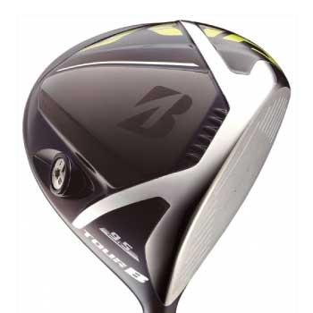 ブリヂストンゴルフ ツアーB JGR ドライバー 画像