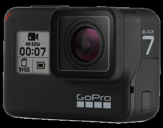 GoPro HERO 7 BLACK CHDHX-701-FW メーカ保証書 アクセサリー50点付 新品 画像
