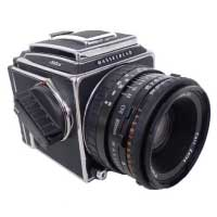 503CW 中判一眼レフカメラ Carl Zeiss Planar 2.8/80画像