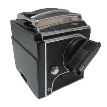503CX レンズ Planar 80mm F2.8画像