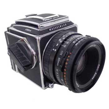 503CW 中判カメラ Carl Zeiss Planar 2.8/80画像