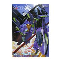 鉄道模型 KATO 500系新幹線 「500 TYPE EVA」タイプ8両セット画像