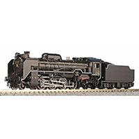 鉄道模型 KATO Nゲージ D51 200 2016-8 蒸気機関車画像