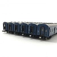 鉄道模型 KATO 客車 オハ35 オハフ33 オハニ36画像