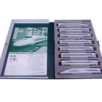 KATO Nゲージ 10-397 700系 新幹線 のぞみ 基本セット 一部欠品 画像