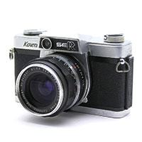 コーワ KOWA SER フィルムカメラ画像