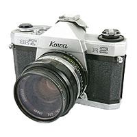 コーワ SET R2 フィルムカメラ画像