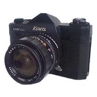 コーワ UW190 フィルムカメラ画像