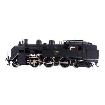 HOゲージ C11 蒸気機関車 画像