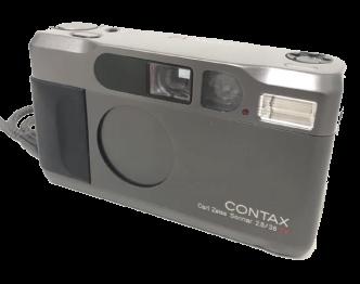 京セラ(KYOCERA)・コンタックス(CONTAX) T2 レンズ Carl Zeiss Sonnar 2.8/38 T 中古品 画像