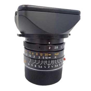 レンズ ズミクロン SUMMICRON-M 28mm F2 ASPH.画像