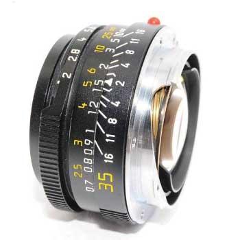 ズミクロン LEICA SUMMICRON-M 35mm F2 E39画像