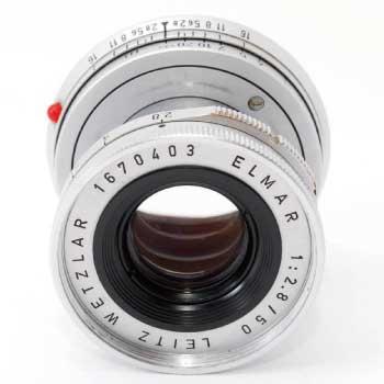 ELMAR-M 50mm F2.8 Mマウント エルマー画像