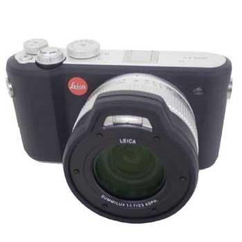 X-U Typ113 コンパクトデジタルカメラ画像