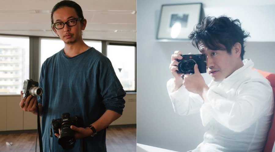 プロのカメラマンの愛用 画像