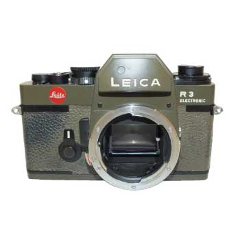 LeicaR3 レンズ2本セット ELMAR-R 1:4/180 SUMMILUX-R 1:1.4/50 画像