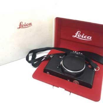 Leica R5 ブラック ボディ Germany フィルムカメラ 一眼レフ 画像