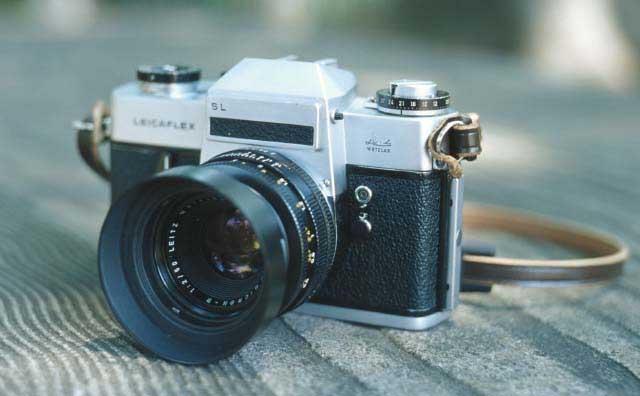ライカ(Leica)一眼レフカメラとは 画像