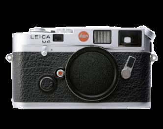 ライカ(Leica) M6 シルバークローム+SUMMICRON-M 中古品