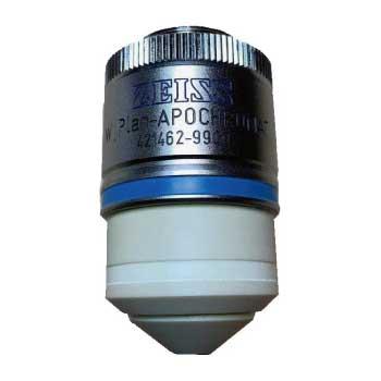 Carl Zeiss カールツァイス 対物レンズ Plan-APOCHROMAT 40x カメラレンズ 画像