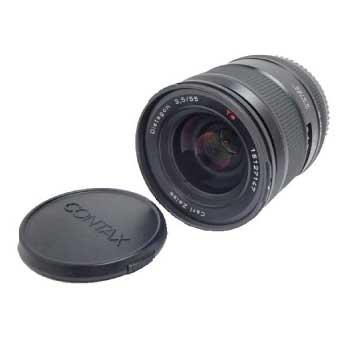 Carl Zeiss カールツァイス Distagon T* 55mm F3.5 カメラレンズ 画像