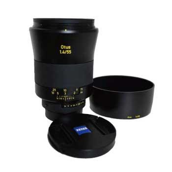 Carl Zeiss Otus 1.4/55 (ニコン用ZF)カールツァイス 標準レンズ 画像