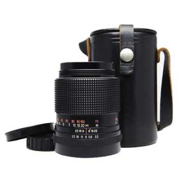 カールツァイス JENA SONNAR MC 135mm f3.5 / M42マウント レンズ ドイツ製 画像