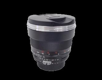 コシナ レンズ Carl Zeiss Planar 85mm F1.4 T* ZFカールツァイス プラナー ニコン用レンズ 美品 画像